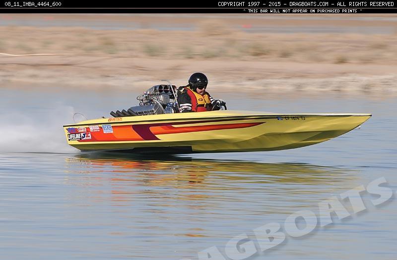 Crusader Jet Boats